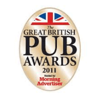 Logo of Great British Pub Awards 2011